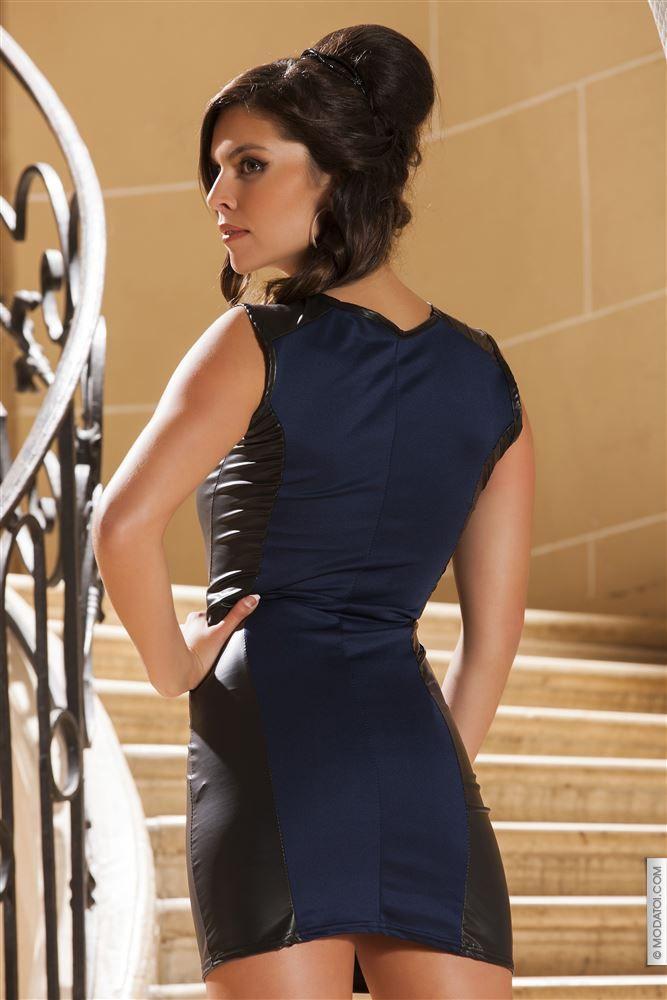 Modatoi robe noire taille 46
