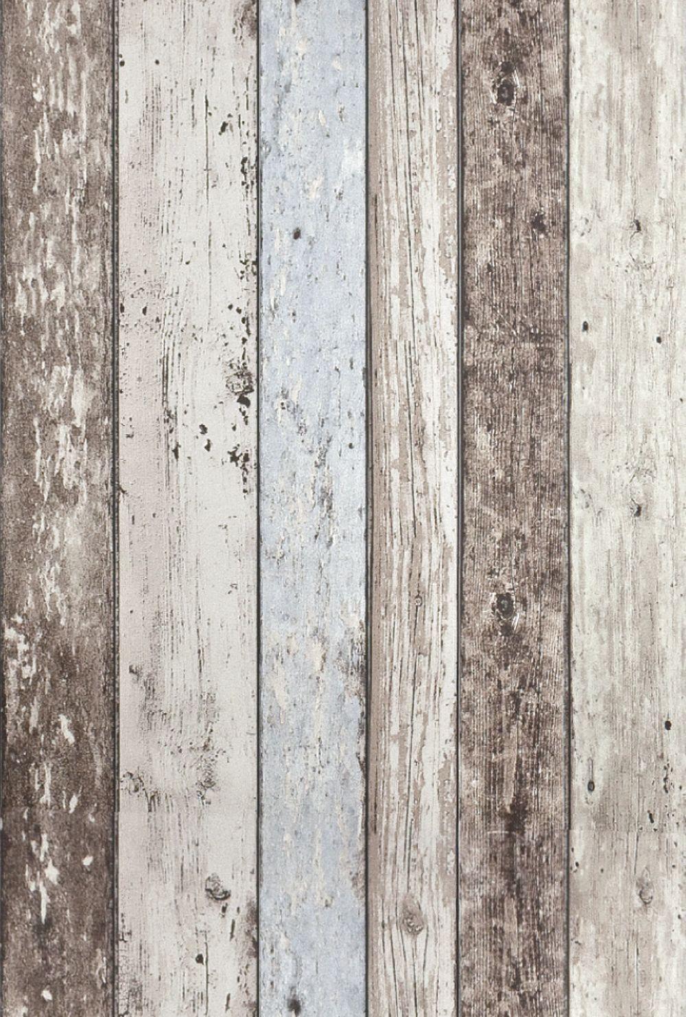 dutch wallcoverings vliesbehang sloophout beige van formido voor tegen de kast