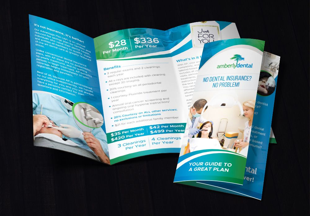 design flyer or bifold or trifold brochure design trifold brochure