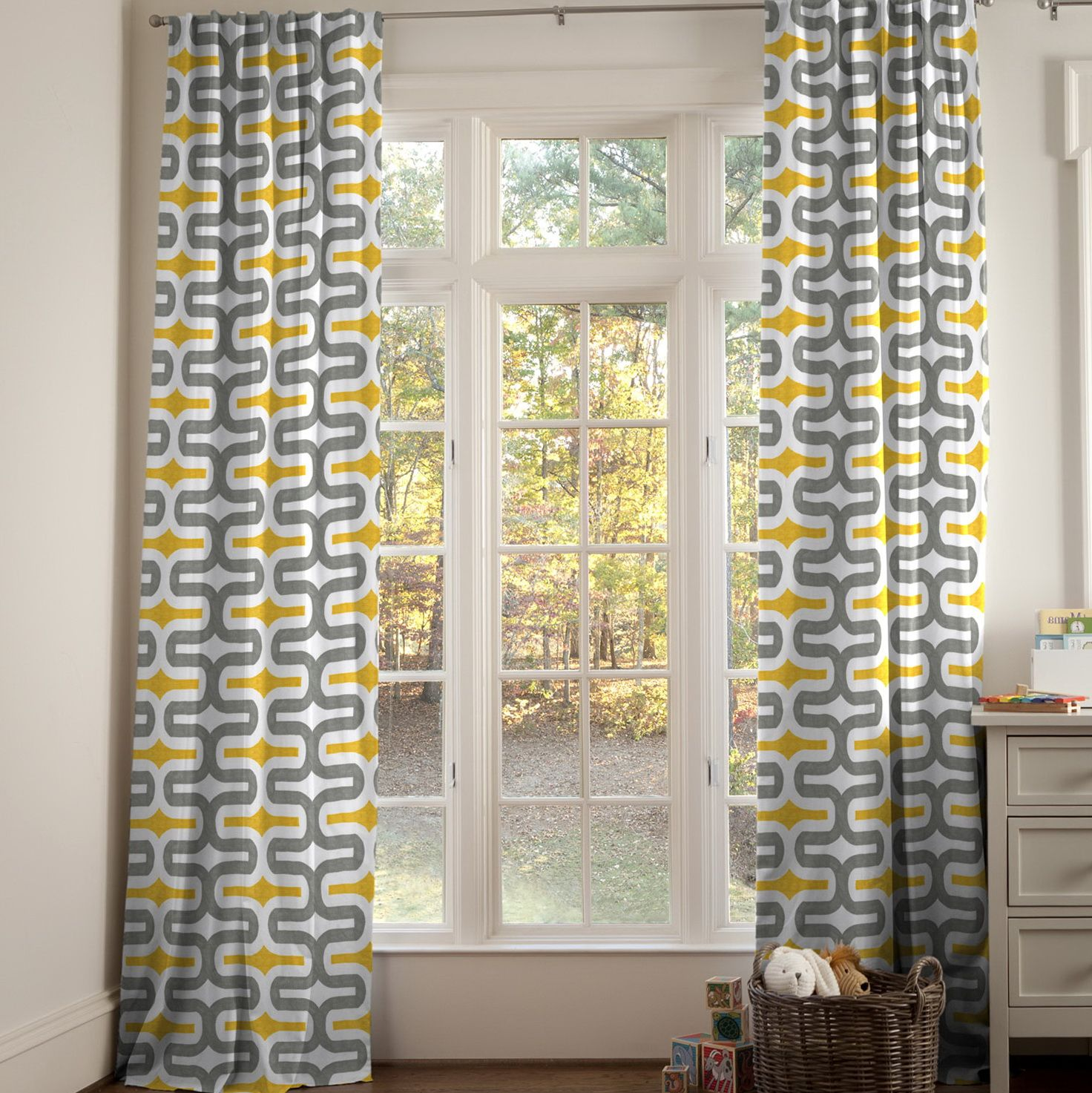 Grey And Yellow Curtain Panels Home Design Ideas Curtains Related Keywords Amp Suggestions Yellow Sheer Curtains Yellow Curtains Grey Kitchen Curtains