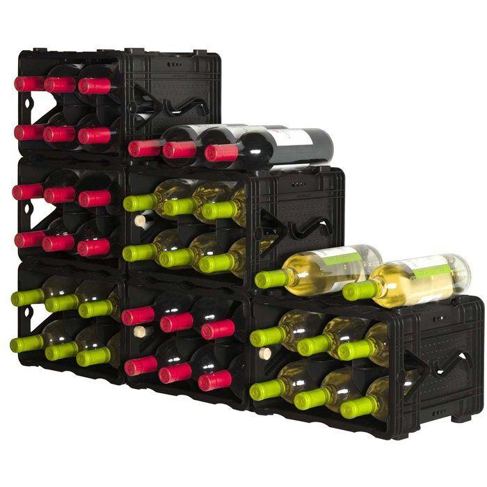 STORViNO® Wine Storage System - Brookstone.com