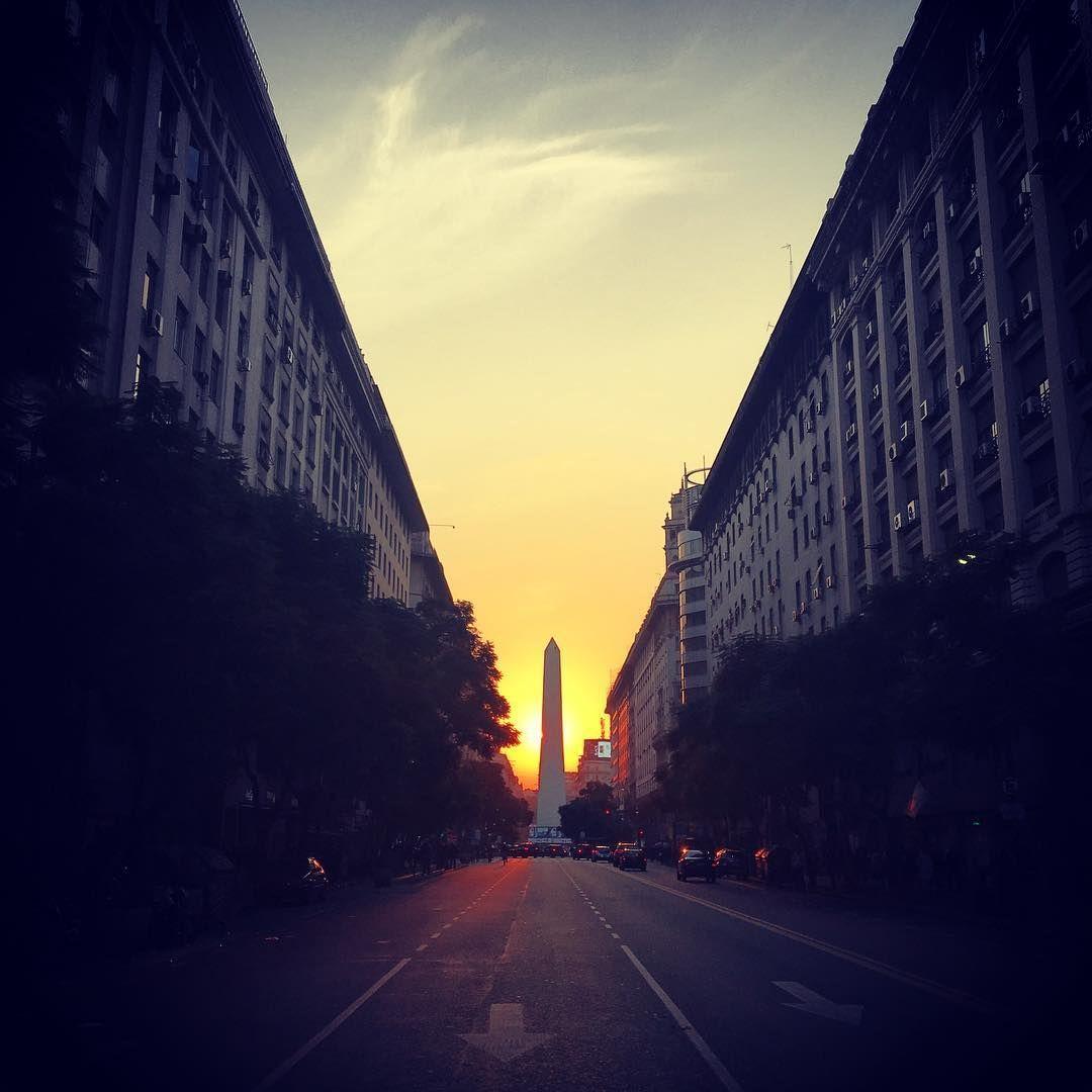 Buenos Aires #Argentina [Instagram de @sirchandler]