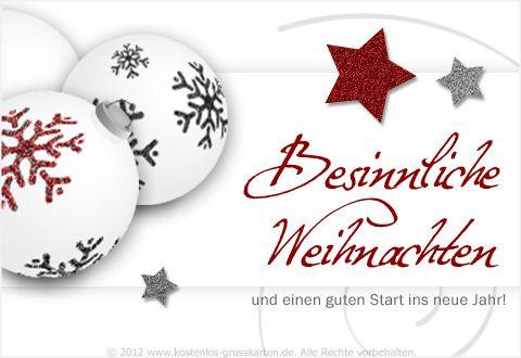 weihnachts und neujahrsw nsche kostenlos. Black Bedroom Furniture Sets. Home Design Ideas