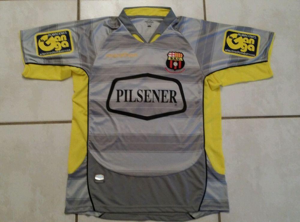 Rare MARATHON Barcelona Sporting Club BSC Ecuador Soccer