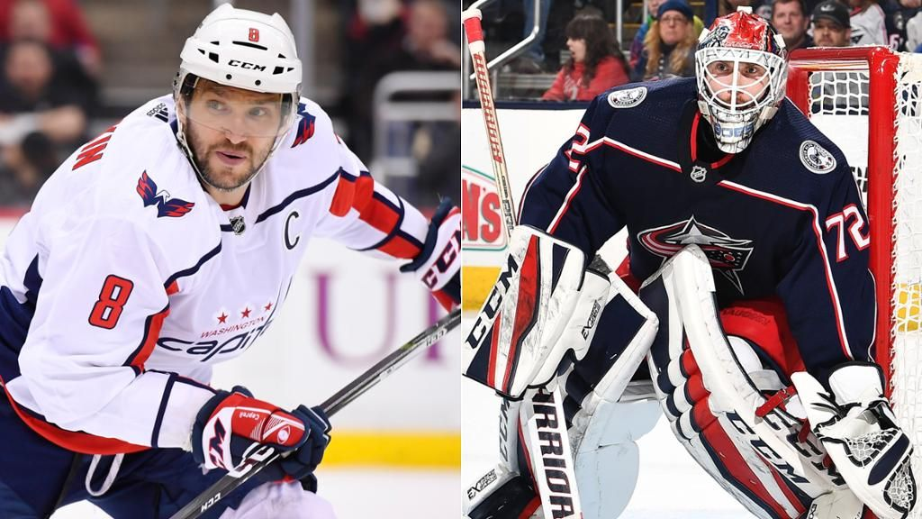 Watch Washington Capitals vs Columbus Blue Jackets Live