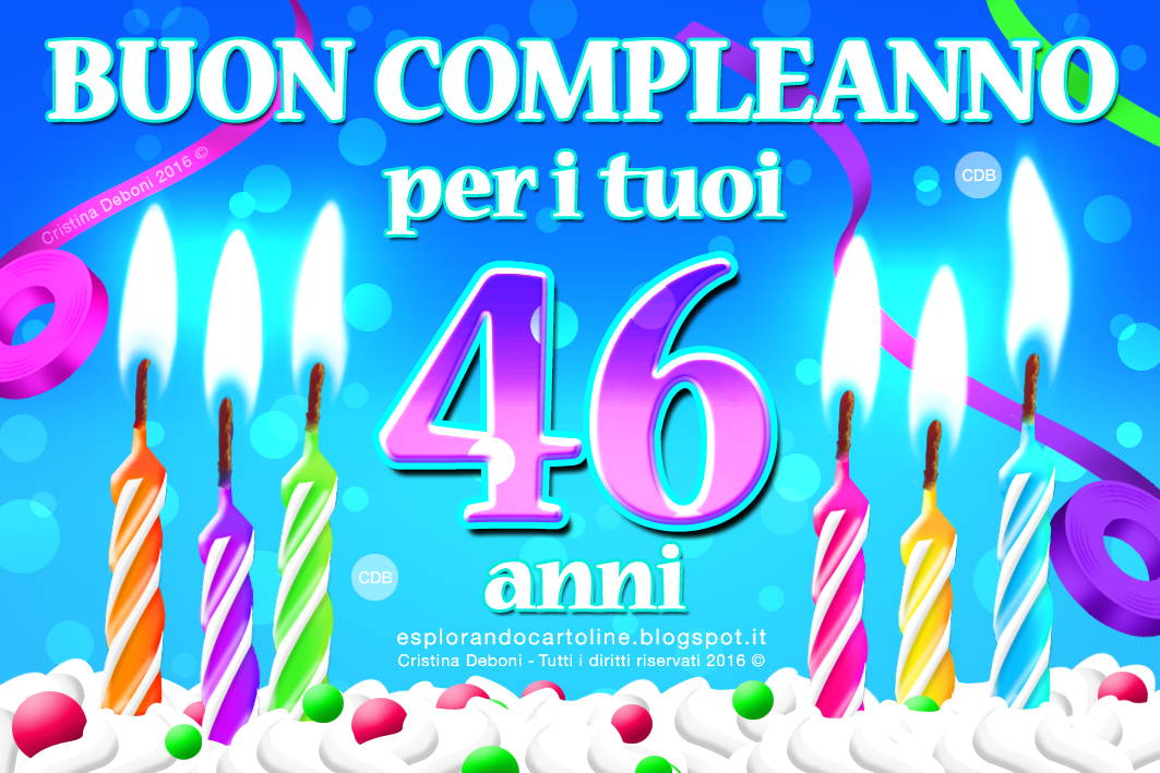 Cartoline Compleanno Per Tutti I Gusti Cdb Cartolina Buon