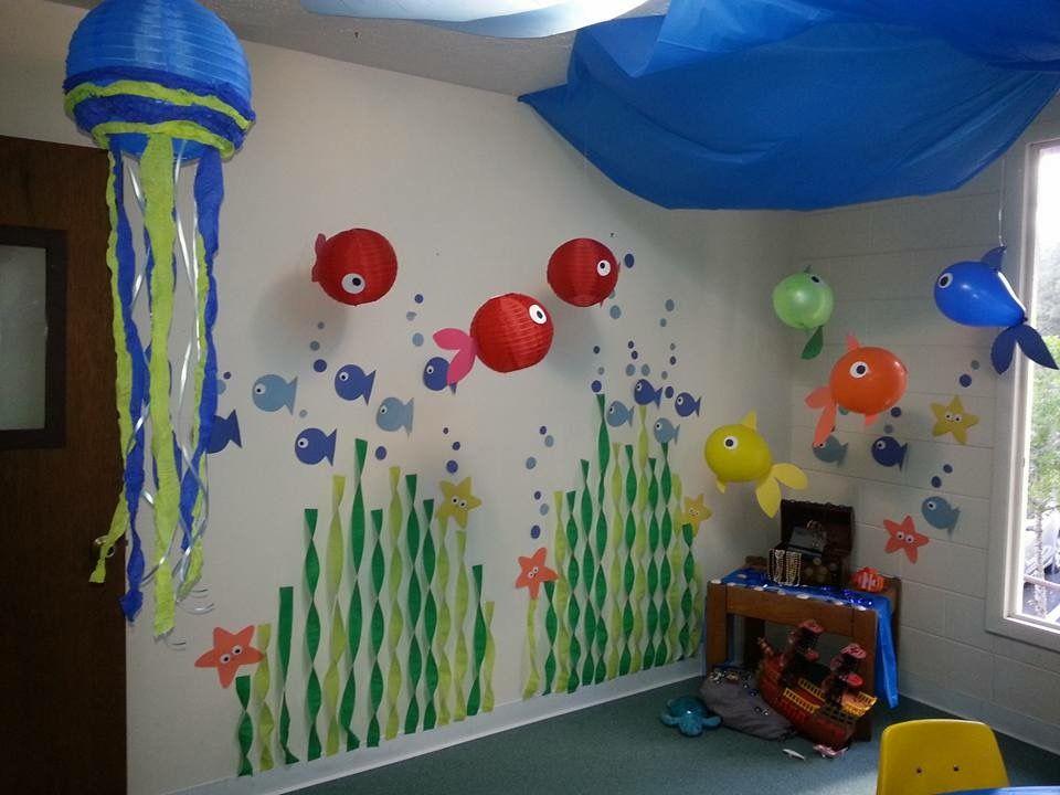 Under The Sea Party Decorations Sea Party Ideas Octonauts
