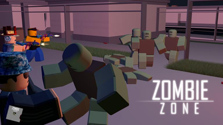 Zombie Zone! [Alpha] Roblox Zombie zone, Roblox, Grand