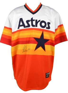 Houston Astros...old school! Sweet! Pro Baseball 9c4857b85