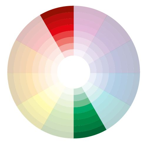 Complementary Color Scheme: Colors that are opposite each other in a color  spectrum.