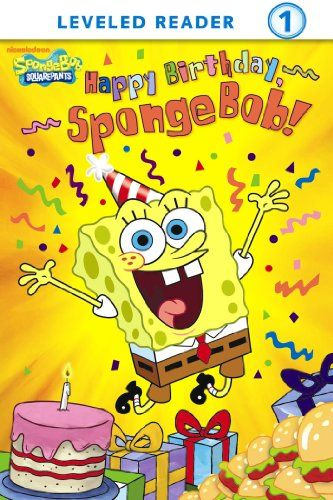 happy birthday spongebob spongebob squarepants