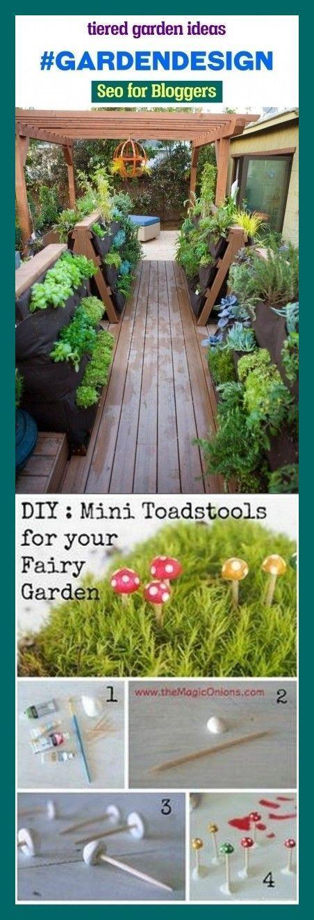 Photo of Tiered garden ideas #gardendesign #seo #boardideas #gardens. garden ideas flower…