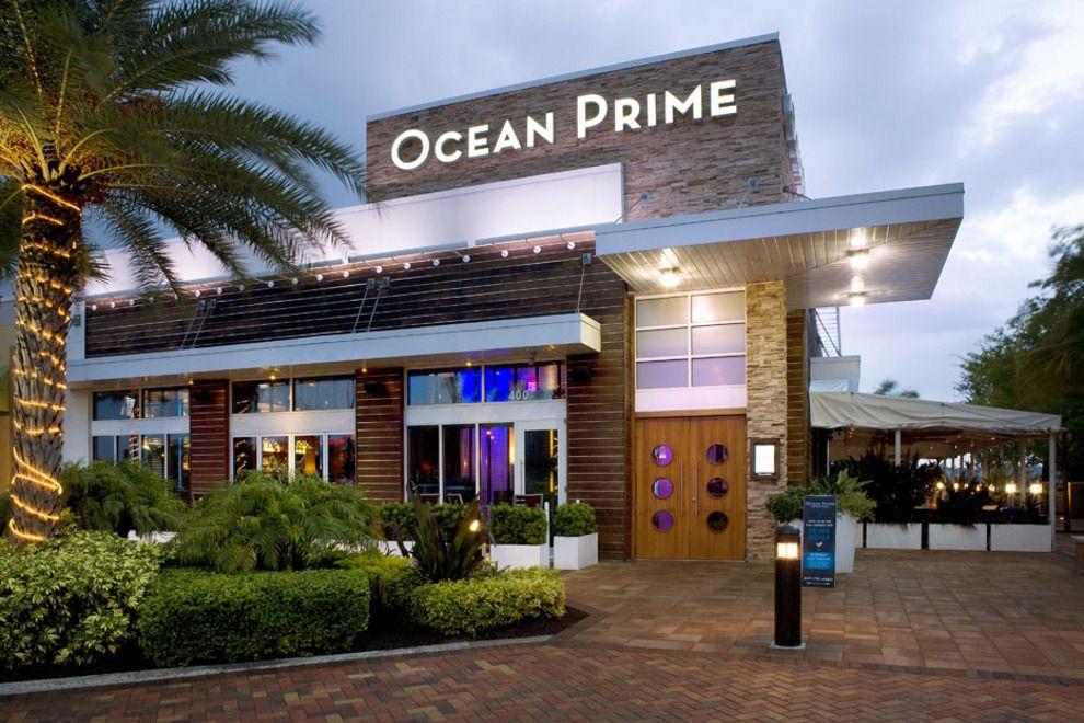 Ocean Prime Seafood Rialto Sand Lake
