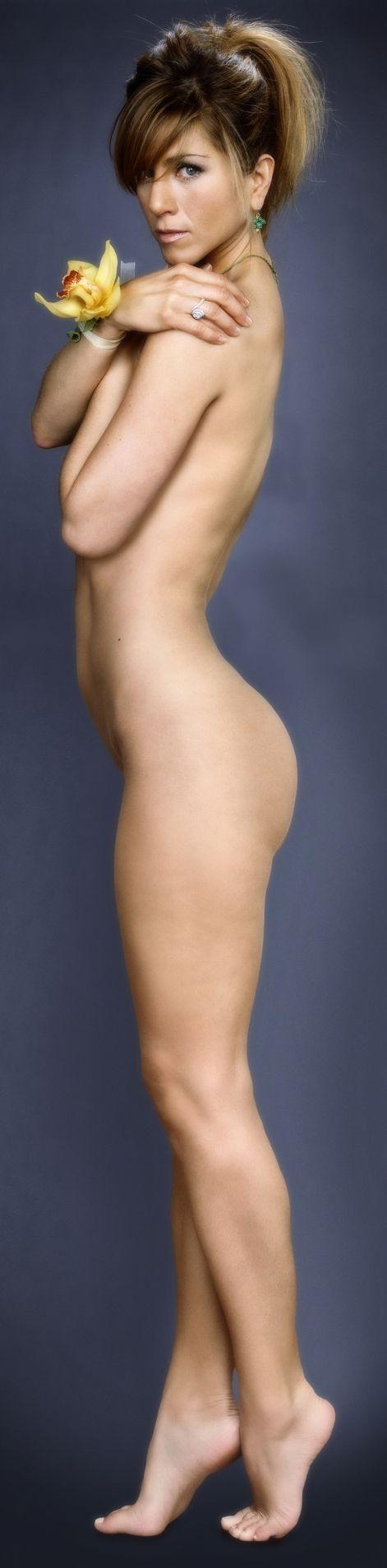 Nude aniston body jennifer