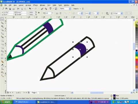 Corel Draw Tutorial For Beginners Http Software Artpimp Biz Software Tutorials Corel Draw Tutorial For Beginners Corel Draw Tutorial Cnc Software Tutorial