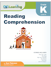 Free Preschool Kindergarten Reading Comprehension Worksheets Printable K5 Learning