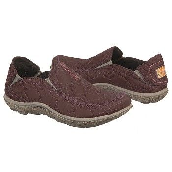 Cushe Surf Slipper Quilted Shoes (Purple) - Women's Shoes - 38.0 M