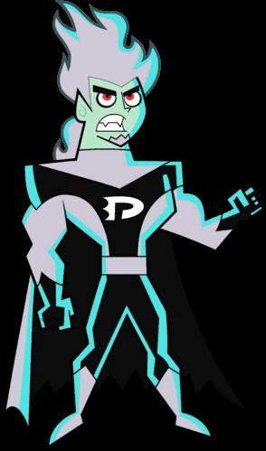 Dark Danny Danny Phantom Wiki Fandom Powered By Wikia Dan Phantom Phantom Cartoon Danny Phantom