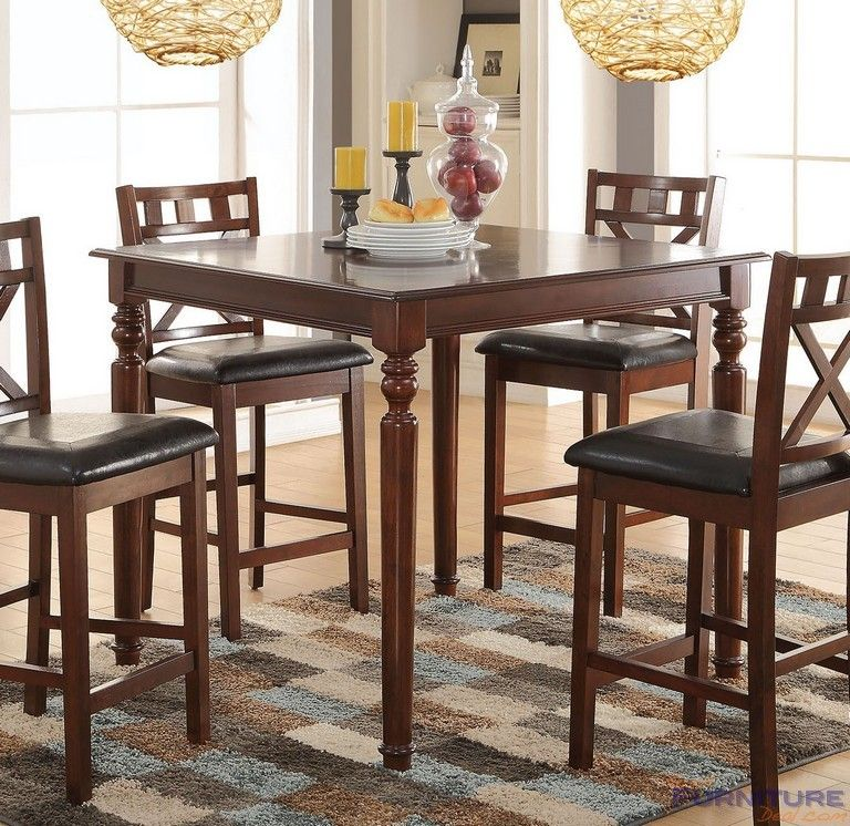 Acme Furniture Kurtis Counter Height Table