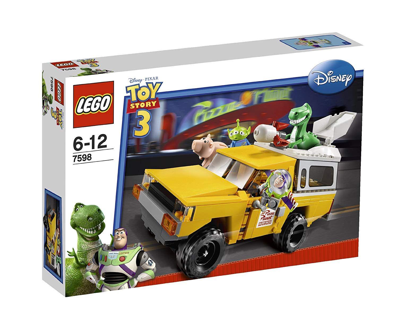 LEGO Toy Story set! Buzz Lightyear, Rex, Hamm and Alien