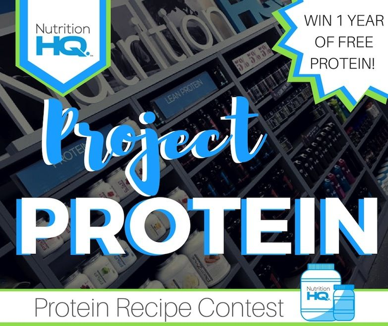 Win FREE protein for a year! Get the details here: Get all the details here: http://ow.ly/Xv4t30bJpie #ProjectProtein #NutritionHQ