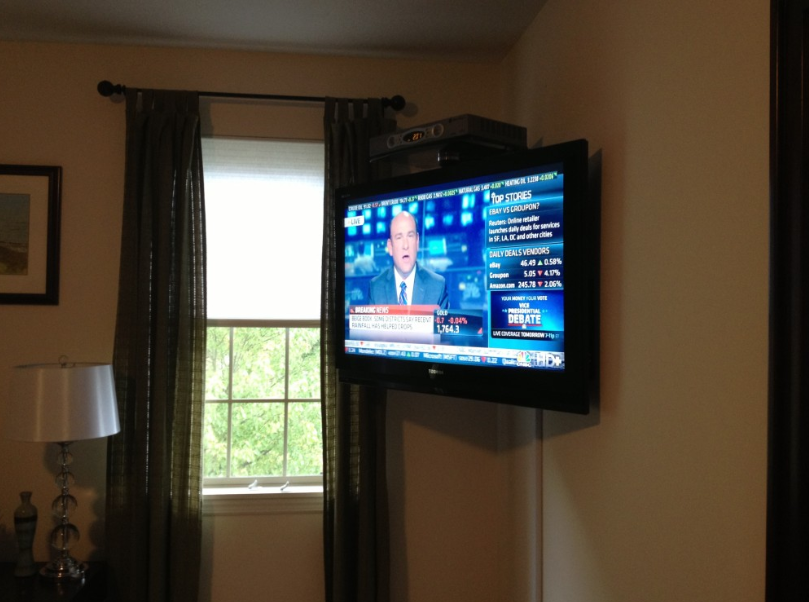 14 Modern Tv Wall Mount Ideas For Your Best Room Estores Displays Decoracao