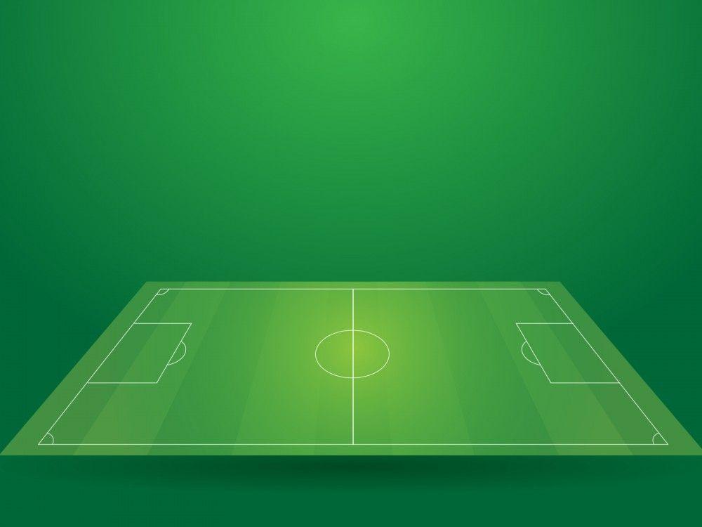 Football Sport Field Ppt Backgrounds      Fields