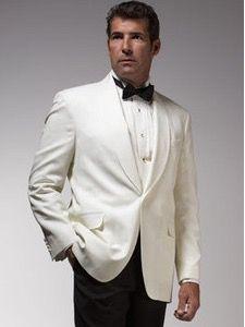 1bcc8c12c2e5 Men s Wearhouse - Versini White Dinner Jacket