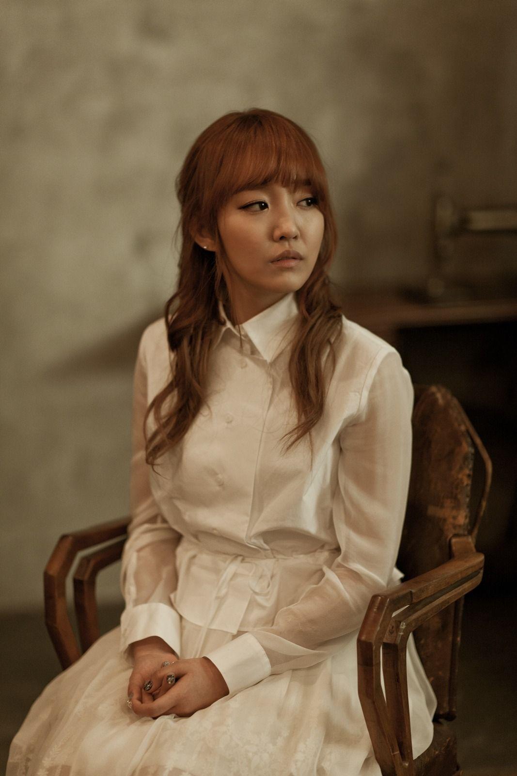 Younha Female Korean Idol Celebrities