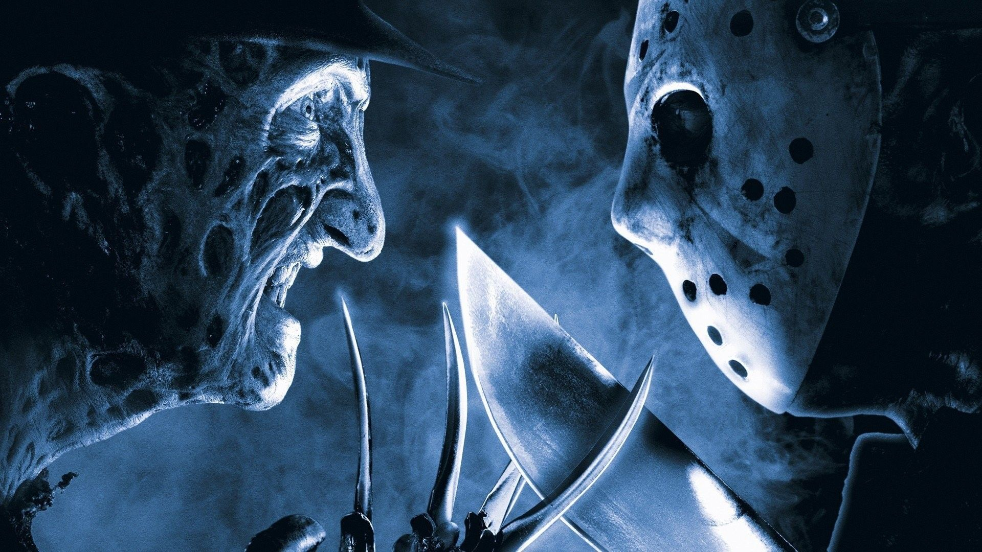 1920x1080 Horror Movie Icons Wallpaper 1600x900 Photo 11 Horror Movie Icons Jason Voorhees Freddy Krueger