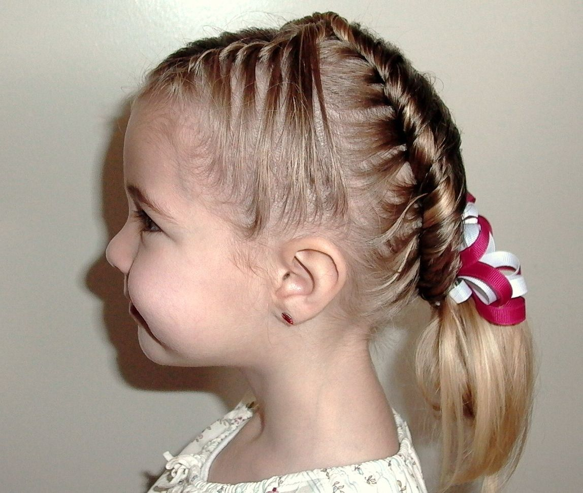 awesome cute christmas party hairstyles for kids