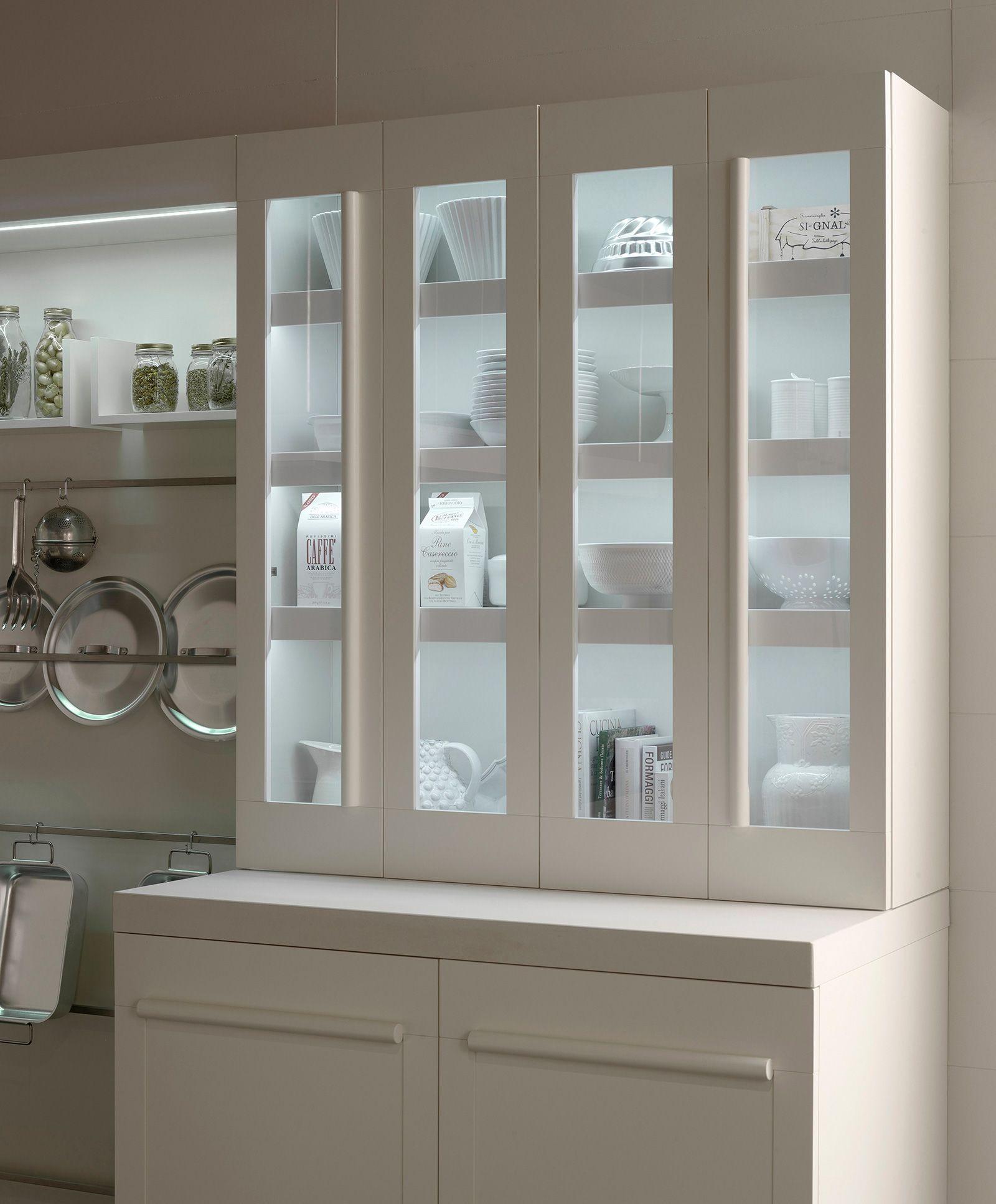 Vitrinas de cristal dise os de cocinas pinterest for Muebles de cristal
