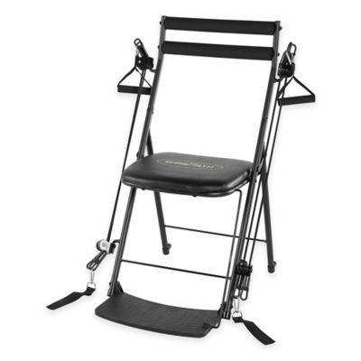 chair gym total body workout - bedbathandbeyond | healthy tips
