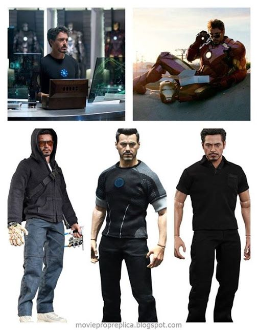 Robert Downey Jr. as Tony Stark / Iron Man: A billionaire who a suit of armor he created.