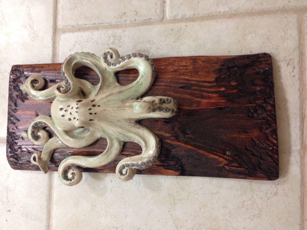 Octopus Towel Holder Octopus Towel Towel Holder Decor