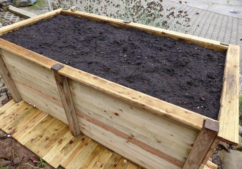 Do It Yourself Hochbeet Selber Bauen Und Das Ganze Jahr Ernten Hochbeet Garten Hochbeet Hochbeet Bauanleitung