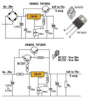 elektronik schaltpläne