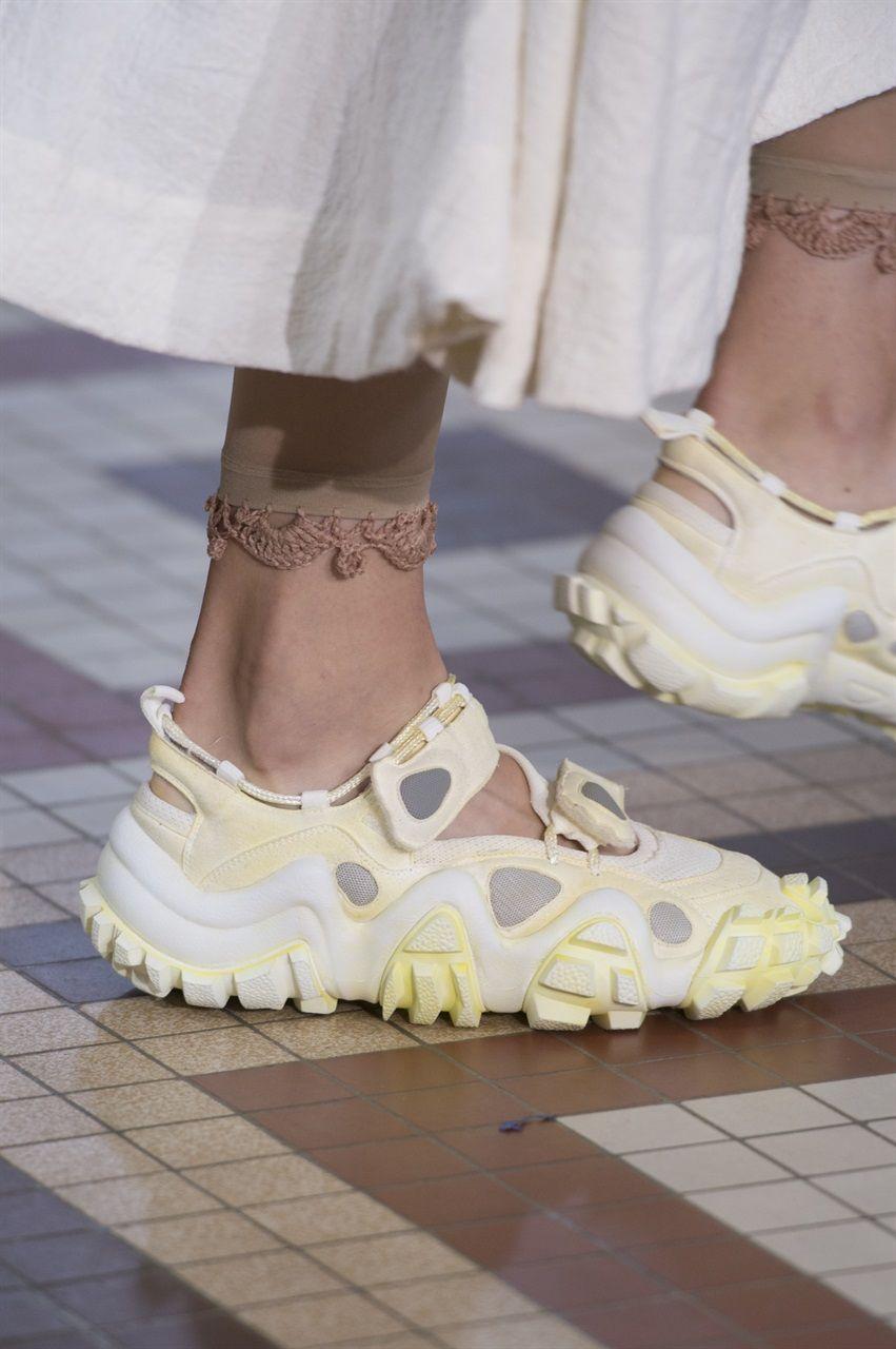 più tardi negozio 100% genuino Sfilate di New York: le scarpe più belle   Scarpe da ginnastica ...