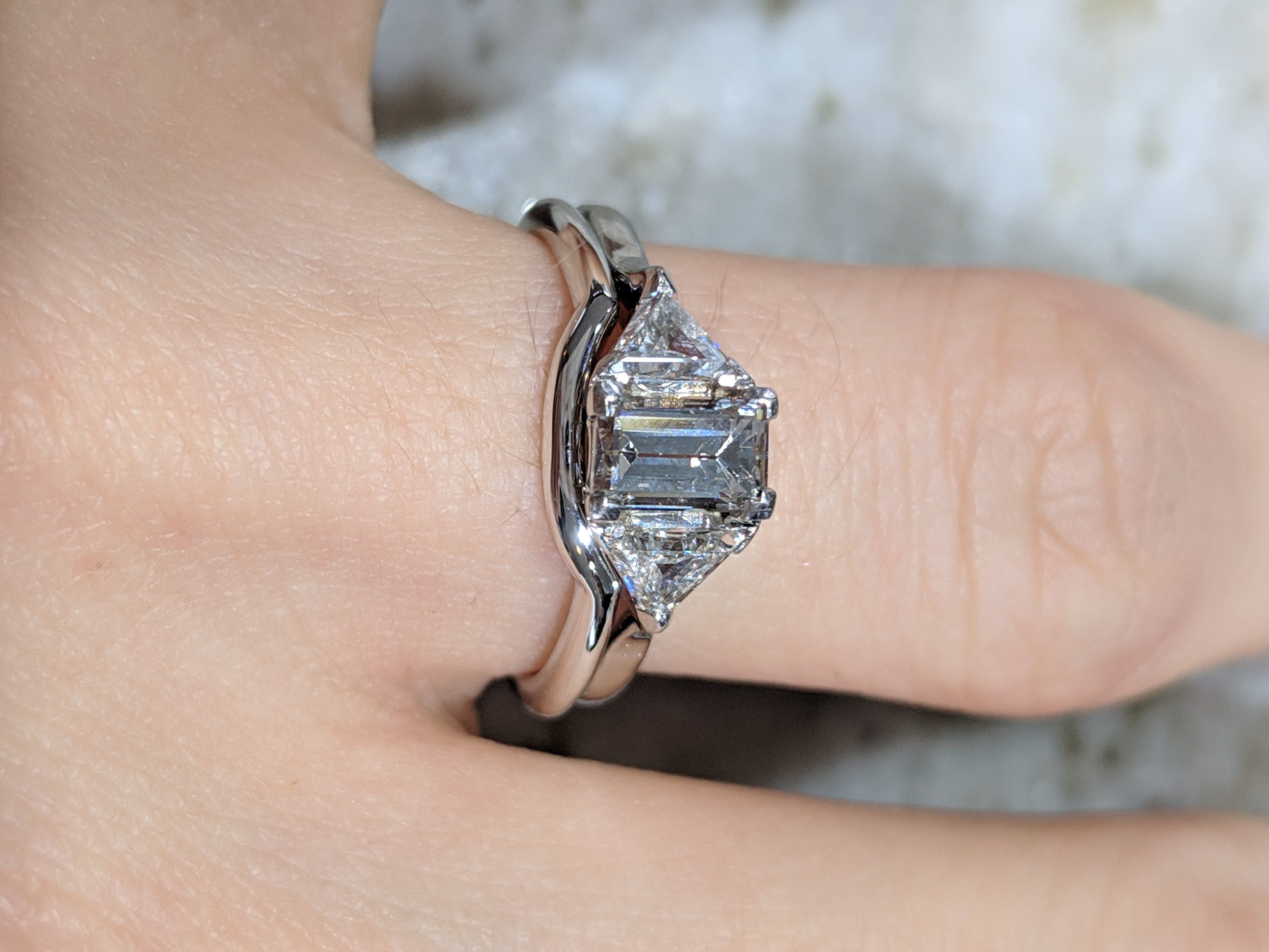 How To Keep Rings From Turning On Wedding Day Wedding
