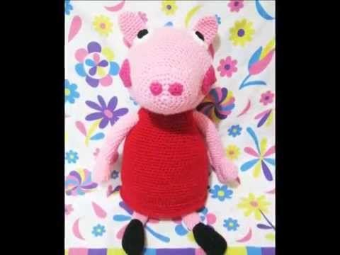 PEPPA PIG AMIGURUMI PATRÓN GRATIS | Amigurumi | Pinterest ...