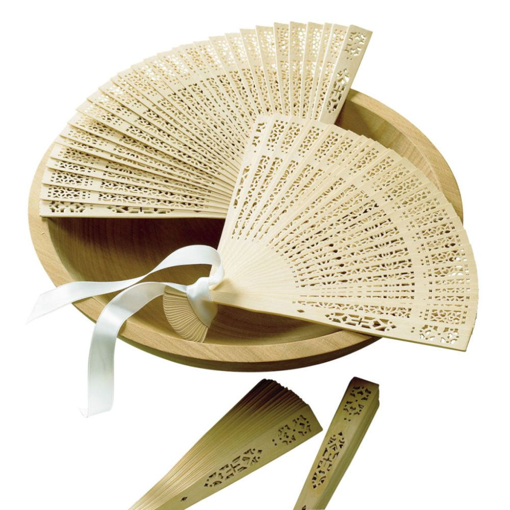 Celebrate It™ Occasions™ Wooden Fan | DIY Wedding | Pinterest ...