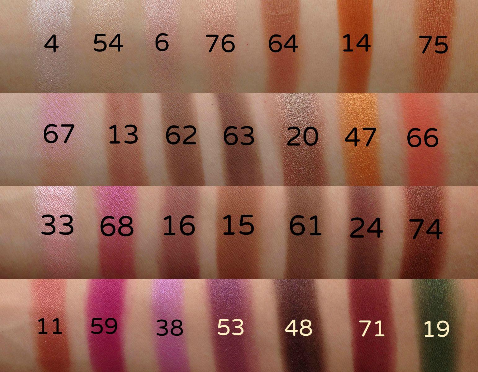 Morphe 35k eyeshadow palette review beauty in bold - Morphe Jaclyn Hill Favorites Palette