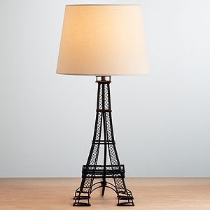 Eiffel Tower Table Lamp Saw This At Target Today And Thought I Need A Little Touch Of Paris In Our Next House Lamp Eiffel Tower Lamp Floor Lamp Lighting