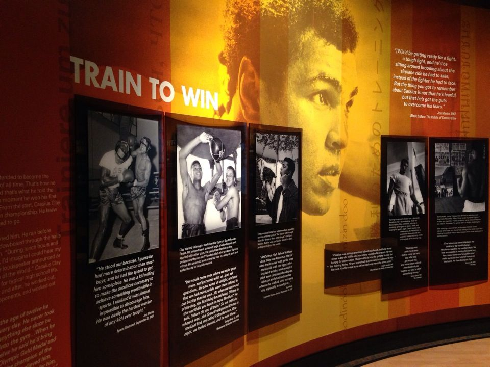 """Muhammad Ali Center 
