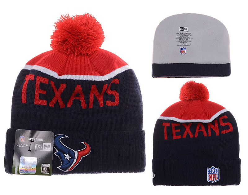 8c164e4ccd6 NFL Houston Texans D.Blue Beanie--yd