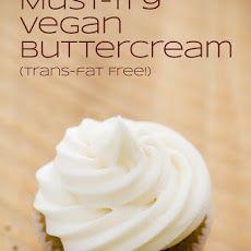 Must-Try Vegan Frosting (Trans-Fat Free) Recipe |
