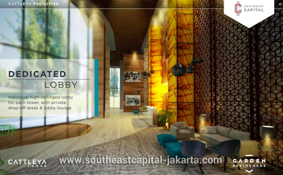 Southeast Capital Jakarta Timur (Cipayung) Facilities