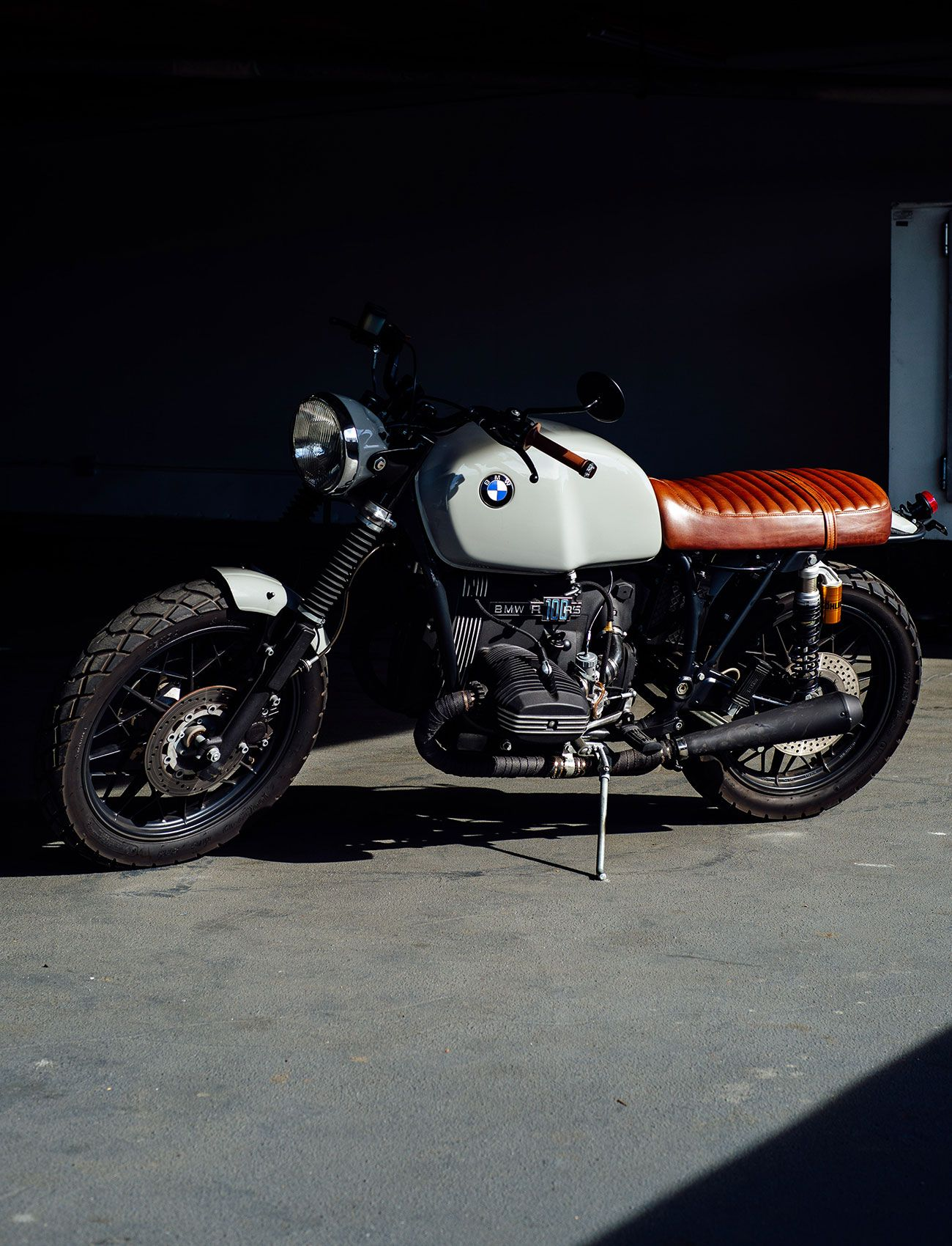 New BMW Motorcycle >> Roughchild Moto Is Giving Classic Bmw Motorcycles A New
