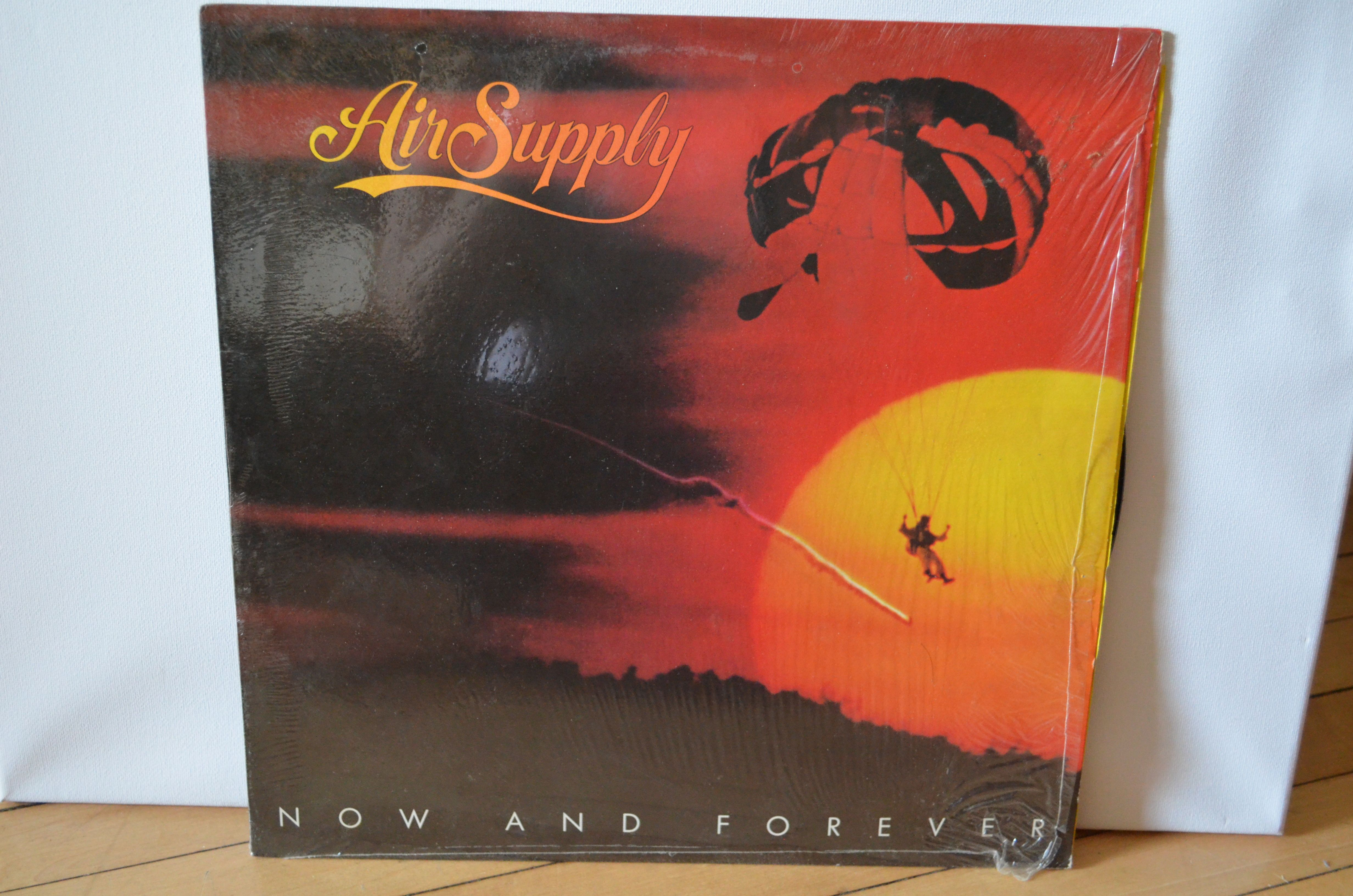 Air Supply, Now and Forever