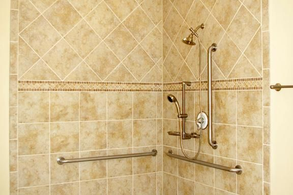 Accessible Bathrooms Raleigh NC Accessible Homes Universal - Bathroom tile raleigh nc
